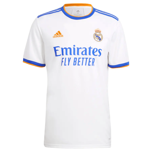 Camisa Real Madrid Home 21/22 - RealMadridHome21